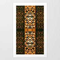 predator Art Prints featuring Predator by Ornaart