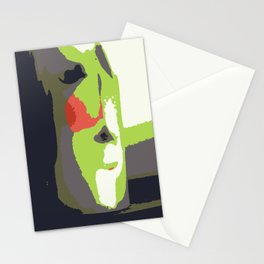 Abstract 980 Stationery Cards