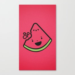 WATERMELON! Canvas Print