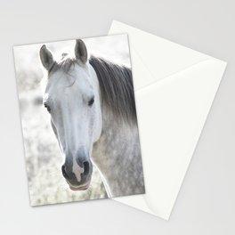 white beauty Stationery Cards