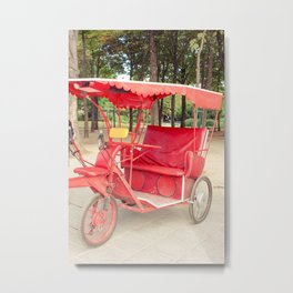 Take me out for a Ride Metal Print