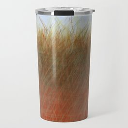 Autumn Marsh Travel Mug