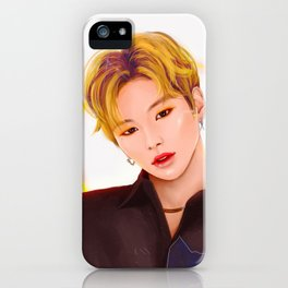 Kang Daniel iPhone Case