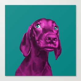 The Dogs: Guy 3 Canvas Print