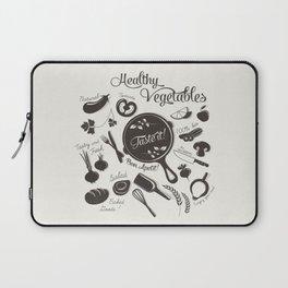Health Vegetables Laptop Sleeve