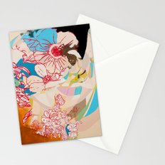 Drunk Painting Stationery Cards
