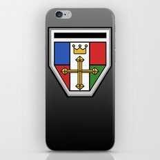Voltron Chest Shield  iPhone & iPod Skin