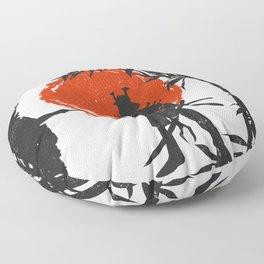 Samurai Floor Pillow