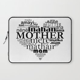 Mother (multilingual) Laptop Sleeve