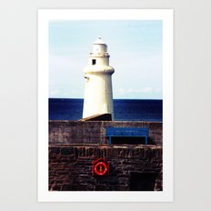 The Lighthouse Art Print