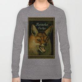 Reynard the Fox Long Sleeve T-shirt