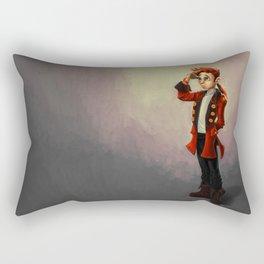 Dragon Reborn Rectangular Pillow