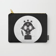 Post World Zuno : Gas Mask 02 Carry-All Pouch