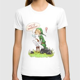 Lets go on an adventure!! T-shirt