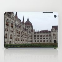budapest iPad Cases featuring Budapest  by Katarina