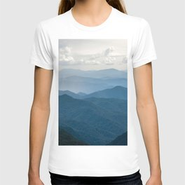 Smoky Mountain National Park Nature Photography T-shirt