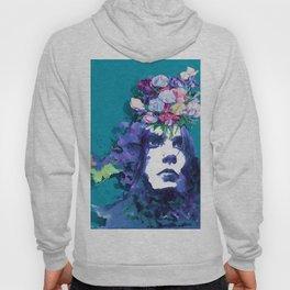 Flower man Hoody