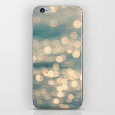 Sunlight Dancing on the Sea iPhone & iPod Skin