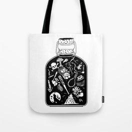 Bottled Emotion Tote Bag