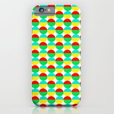 Van Abbe Pattern iPhone 6s Slim Case