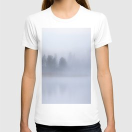 Foggy Morning #decor #buyart #society6 T-shirt