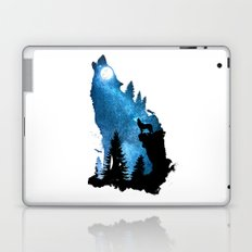 The Howling Wind Laptop & iPad Skin