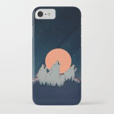 Howling Moon iPhone 7 Slim Case