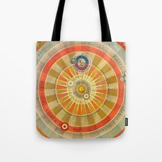 Caught in the Middle Tote Bag
