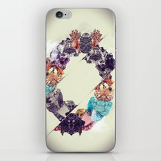 Chrysocolla iPhone Skin