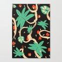 Jungle pattern by threelivesleft