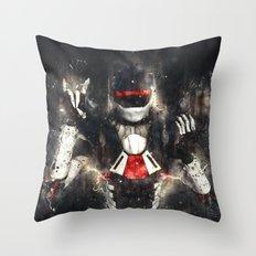 Villain Fantasy_FURY Throw Pillow