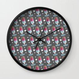 LAP LAP! Wall Clock