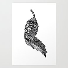 Feather 3 Art Print