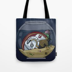 Snail Slimes the Rebel Alliance Tote Bag
