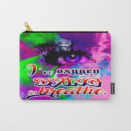 Shatter Me Carry-All Pouch