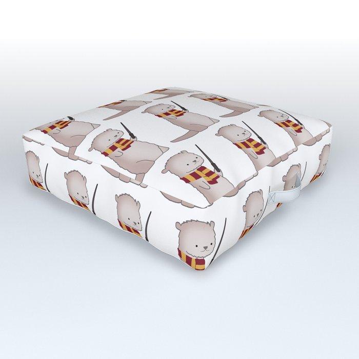 Harry Pawter Outdoor Floor Cushion