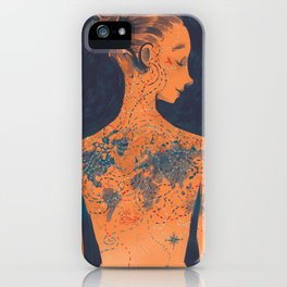 Mother Hearth iPhone Case