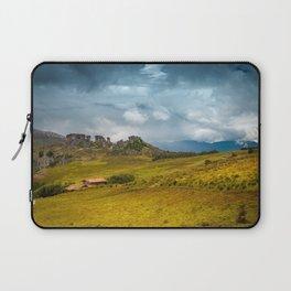Cumbemayo - stone forest in Peru Laptop Sleeve