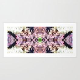 Abstract Kaleidoscope Art Art Print