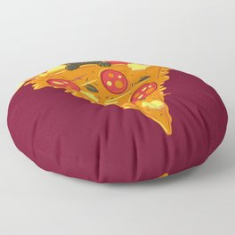 Pizza Cat Floor Pillow