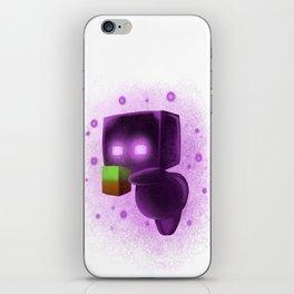 Baby Enderman #3 iPhone Skin