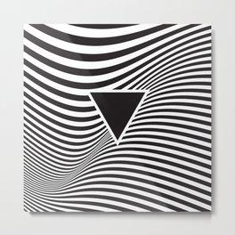 Wave IV Metal Print