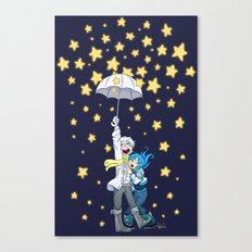 DMMd :: The stars are falling Canvas Print
