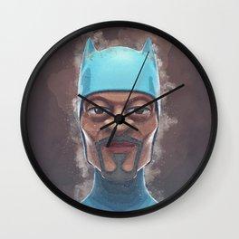 Snoop bat bigens 2 Wall Clock