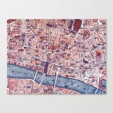 City of London Canvas Print