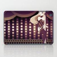 burlesque iPad Cases featuring Burlesque by ihasb33r