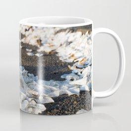 Flowers on Cobblestones Coffee Mug