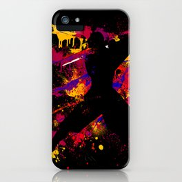 Hundred Slice iPhone Case