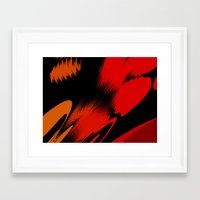 splatter Framed Art Prints featuring Splatter by ArtsandStyles
