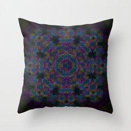 phenethylamine phuzz Throw Pillow